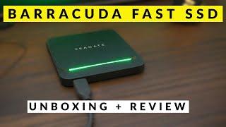 Barracuda Fast SSD by Seagate …
