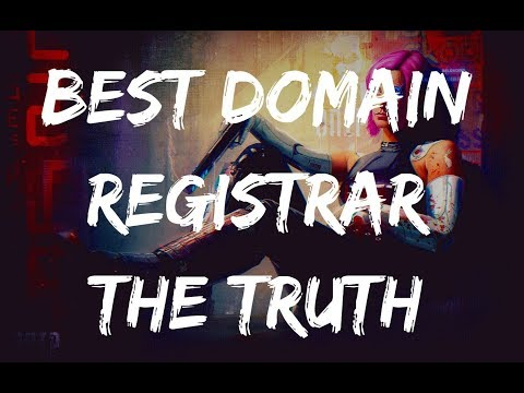 Best Domain Registrar 2019 (DO NOT MISS OUT)