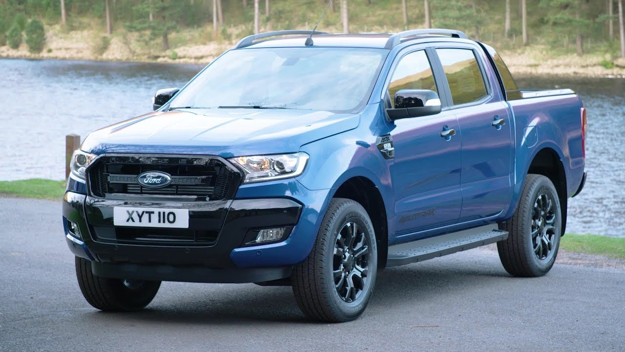 2018 ford ranger wildtrak x interior exterior youtube. Black Bedroom Furniture Sets. Home Design Ideas