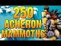 watch he video of Runescape - Loot From 250 Acheron Mammoths