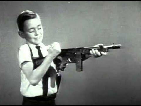 50's & 60's Toy Gun Commercials