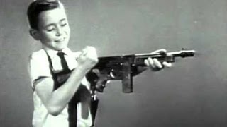 50's & 60's Toy Gun Commercials