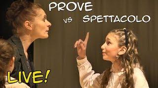 Cioè - PROVE vs SPETTACOLO
