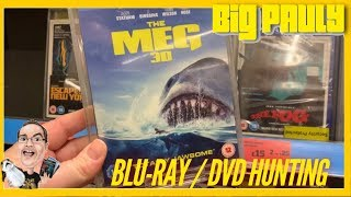 Blu-ray / DVD Hunting with Big Pauly (10/12/2018) We Need a Bigger Boat!