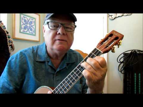 UKE REFRESHER #1 - Eminor Chord - Taught by Ukulele Mike Lynch