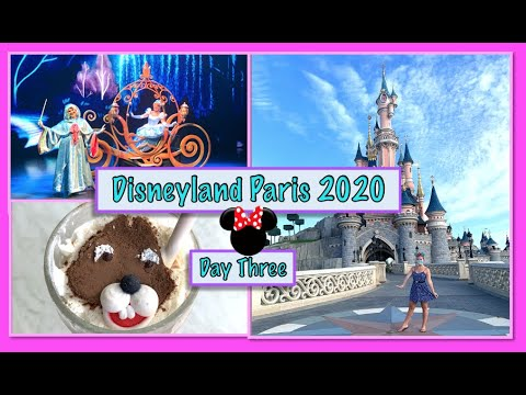 Download Disneyland Paris 2020 | DAY THREE | Milkshakes and Causing a Scene at The Steakhouse...