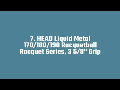 The Best 10 Racquetball Racquets - Buying Tips And Reviews In 2020