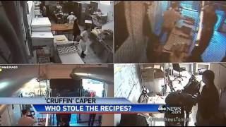 Police on the Hunt for a Recipe Thief in San Francisco2:03