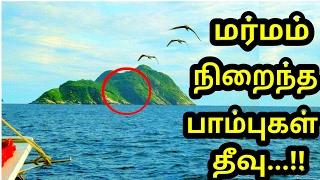 மர்மங்கள் நிறைந்த பாம்பு தீவை பற்றி தெரியுமா? | Mystery about snake island in tamil | history epi 10