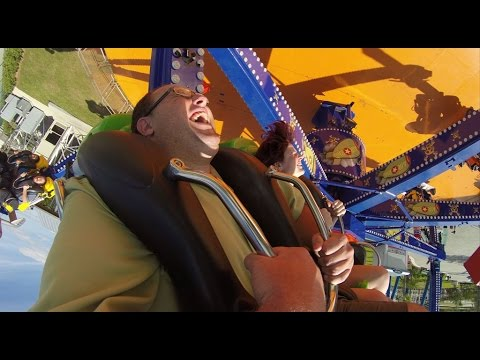 Attractions - The Show - Air Race at Fun Spot; Disney World authors; latest news - Nov. 6, 2014