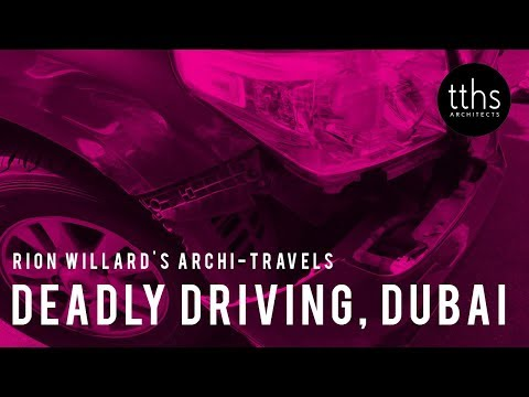 Deadly Dubai Driving - How Cars Impact our cities