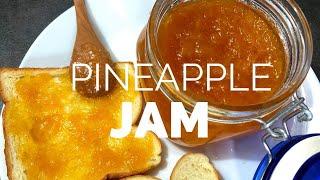 Cách làm mứt(siro) Thơm ngon bổ và dễ làm nhất. How to make pineapple