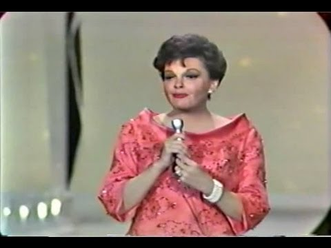 Hollywood Palace 3-08 Judy Garland (host), Vic Damone, Burns & Schreiber, Chita Rivera