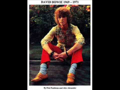 David Bowie - Peel Sessions 08 - Andy Warhol (lead vocals by Dana Gillespie)