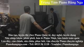 Kỹ thuật viên Piano vận chuyển lên dây căn chỉnh sửa chữa phục hồi piano toàn quốc 0933 56 1118