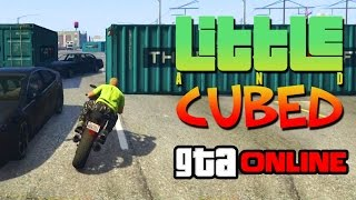 Little And Cubed: Temple Run Into Traffic (GTA Online)(This week I created the challenges for the first time so no judging me too harshly, I did the tutorial then dove straight in! haha Dan's channel ..., 2015-02-08T17:00:04.000Z)