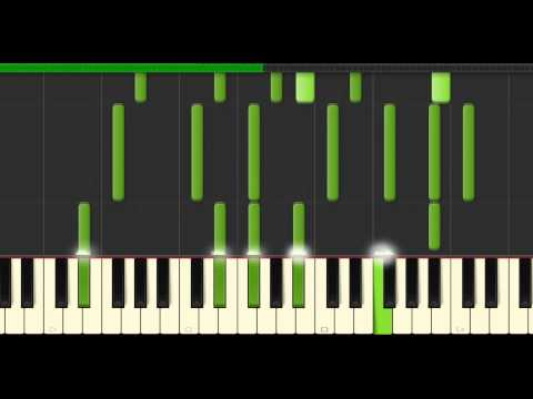 How to play Arrival of the Birds by The Cinematic Orchestra (piano tutorial)