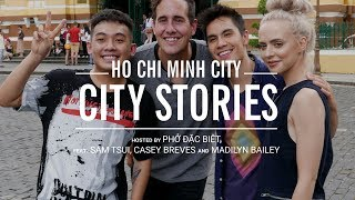 YTFF City Stories: Ho Chi Minh City 2017 | Madilyn Bailey, Sam Tsui, Phở Đặc Biệt & Casey Breves