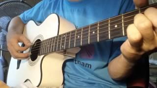 gửi đến em guitar