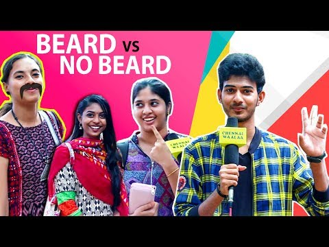No Beard Vs Beard | What Girls Really...