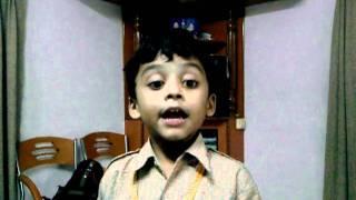 Song on Jawaharlal Nehru by Abhinay Bachu
