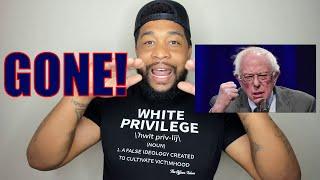Bernie Sanders FINALLY DROPPED OUT