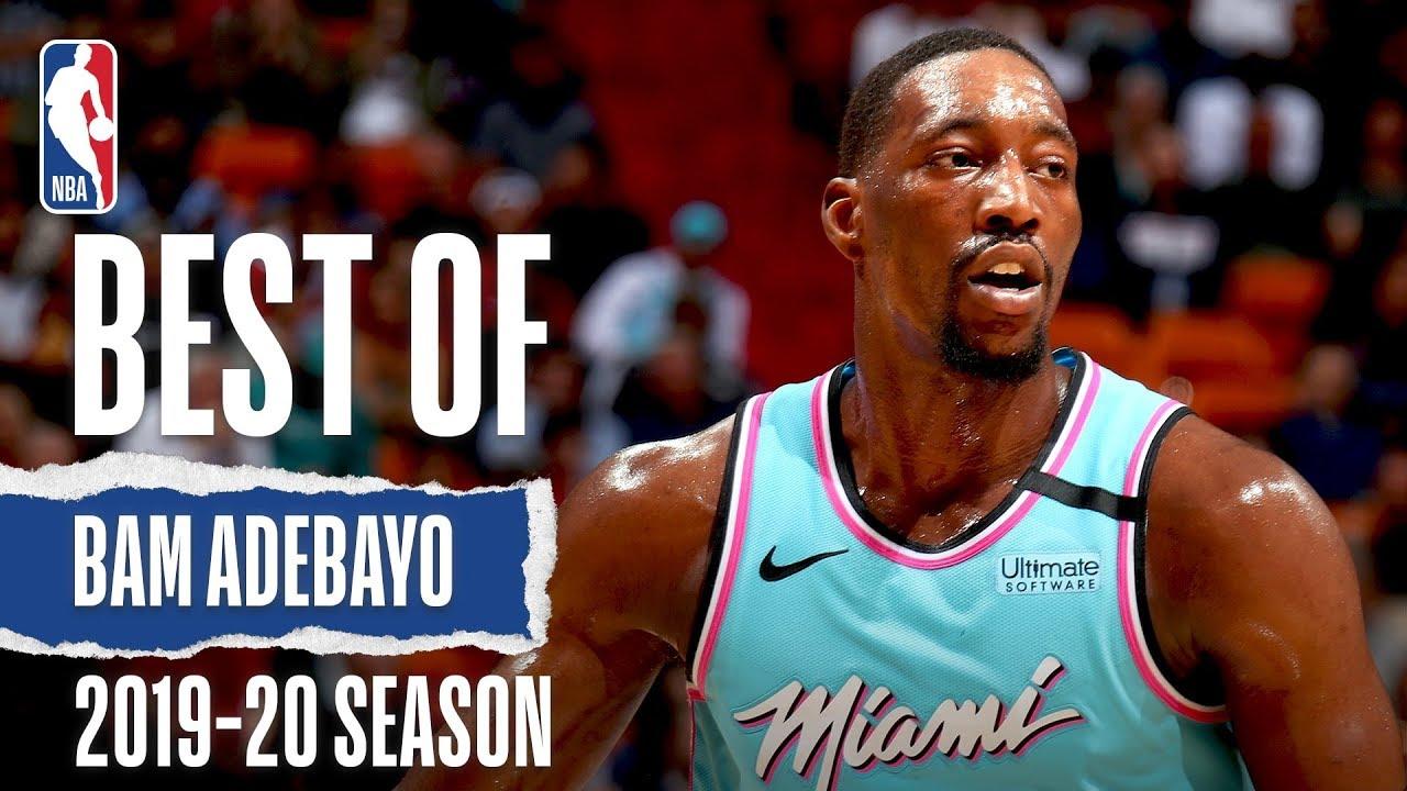 Download Best Of Bam Adebayo   2019-20 NBA Season