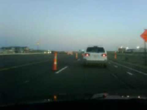 Norman, Okla., Construction On I-35