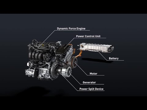 Toyota 2.0-liter Toyota Hybrid System | CarZilla