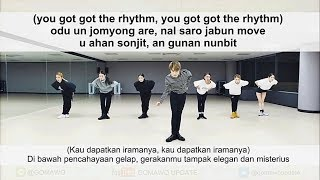 Download lagu Easy Lyric TAEMIN MOVE by GOMAWO MP3