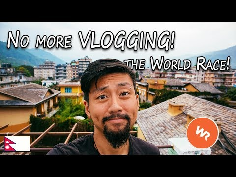 No More Vlogging The World Race!!