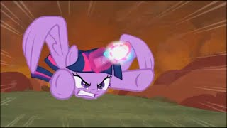 Repeat youtube video Twilight - Angel With a Shotgun PMV - MLP:FiM