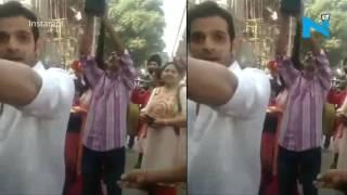Watch  Karan Patel's Crazy Dance