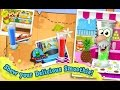 Smoothie Maker Crazy Chef Game Videos games for Kids - Girls - Baby Android İOS Tabtale Free 2015