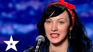 Портрет из жевательной резинки - Україна має талант-6 - Кастинг в Донецке
