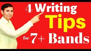 4 Writing Tips to Get 7+ bands in IELTS