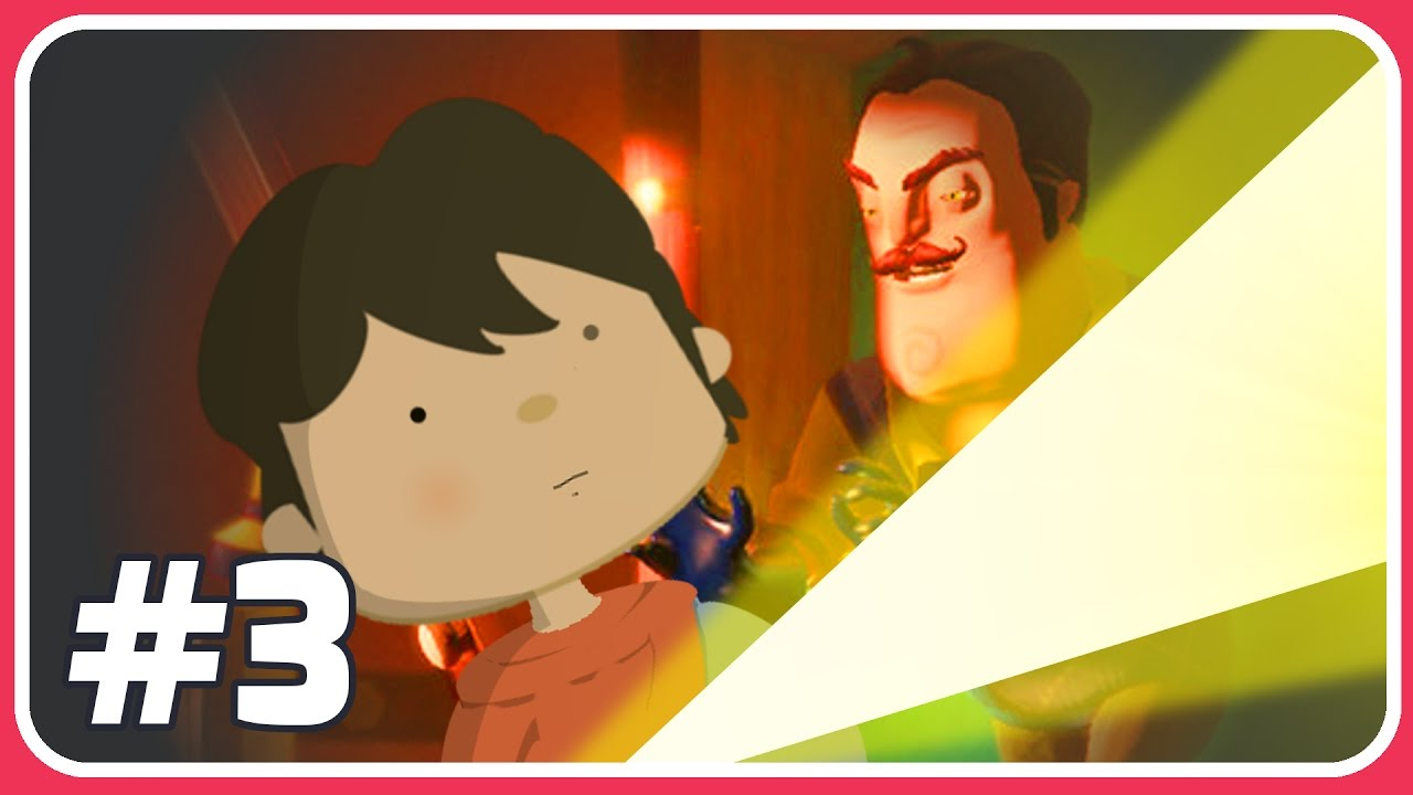 Going For The Ending Hello Neighbor Let S Play Hello