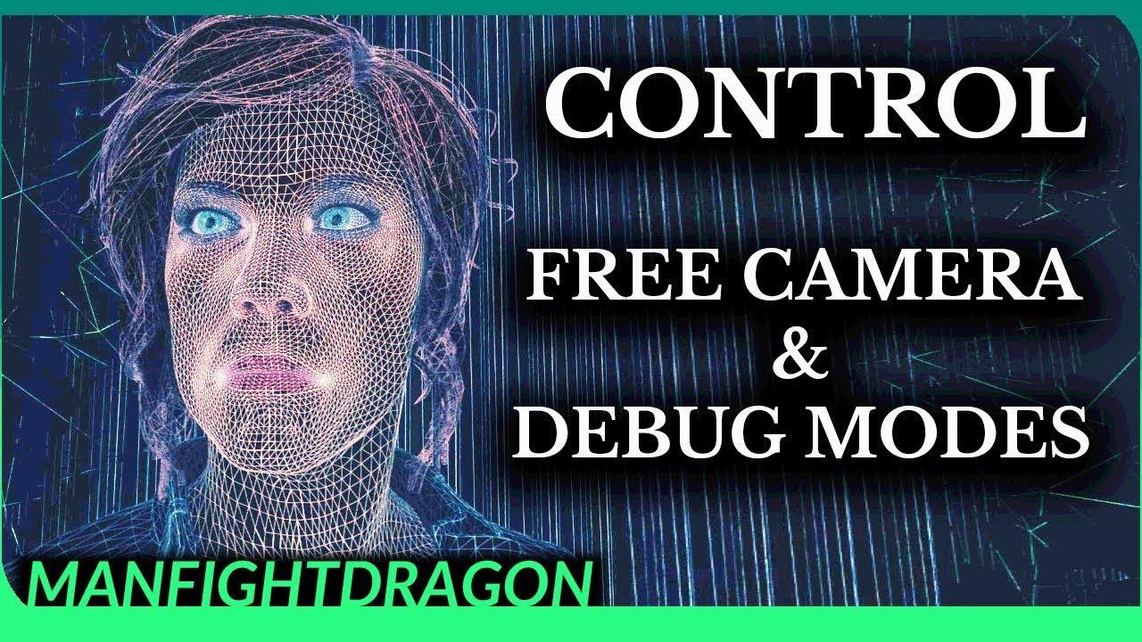 Possible Control DLC spotted in hidden debug menu