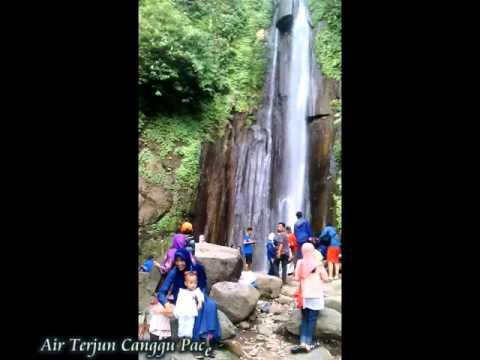 Air Terjun Alami Pacet Mojokerto Jawa Timur
