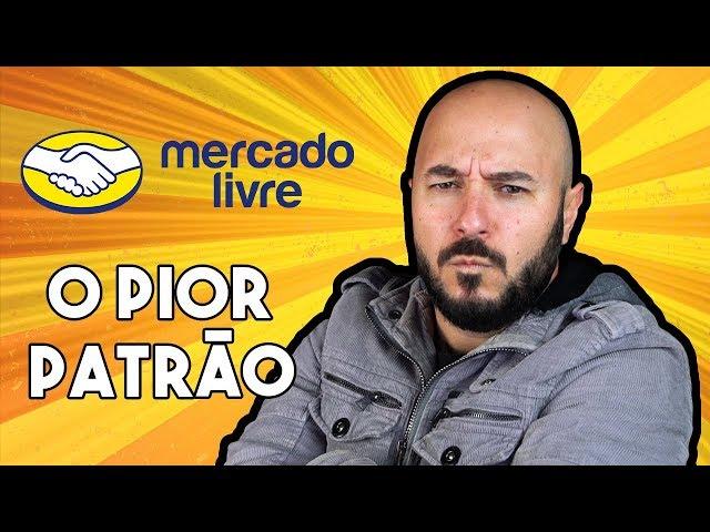 MERCADO LIVRE: O pior patrão do mundo