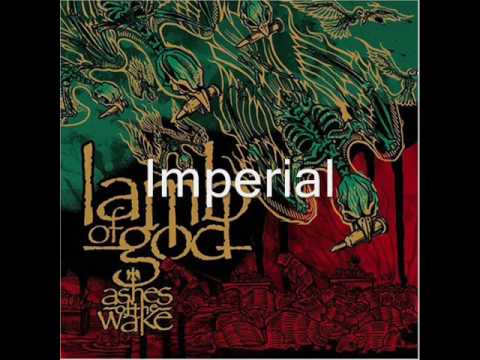 Lamb of God-Now You Got Something to Die For with Lyrics
