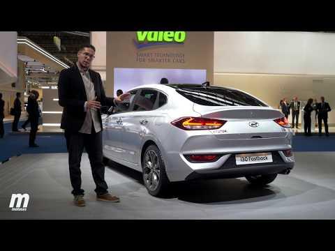 Hyundai i30 Fastback | Salón de Frankfurt | Review