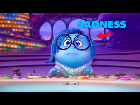 "Get to Know your ""Inside Out"" Emotions: Sadness"