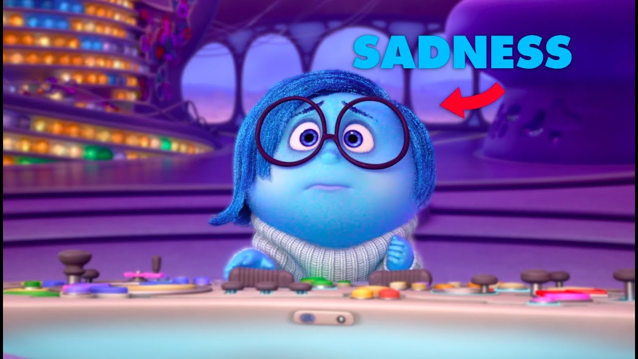 Get To Know Your Inside Out Emotions Sadness Youtube