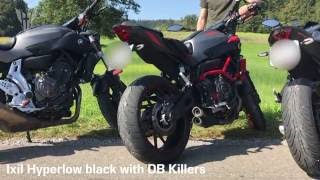 BEST EXHAUST COMPARISON for the Yamaha FZ 07/MT 07