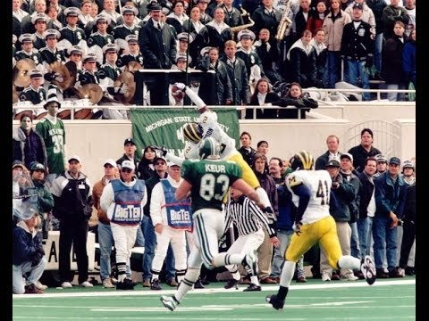 1997 Michigan at Michigan St.