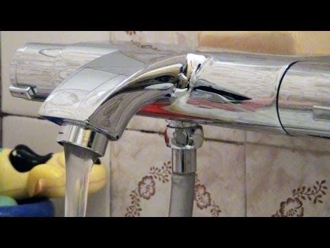 🚿 смеситель с термостатом 🌡️ Imprese Centrum 10400 Thermostatic Faucet