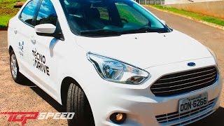 Avaliação Ford Ka+ 1.5 Sel   Canal Top Speed