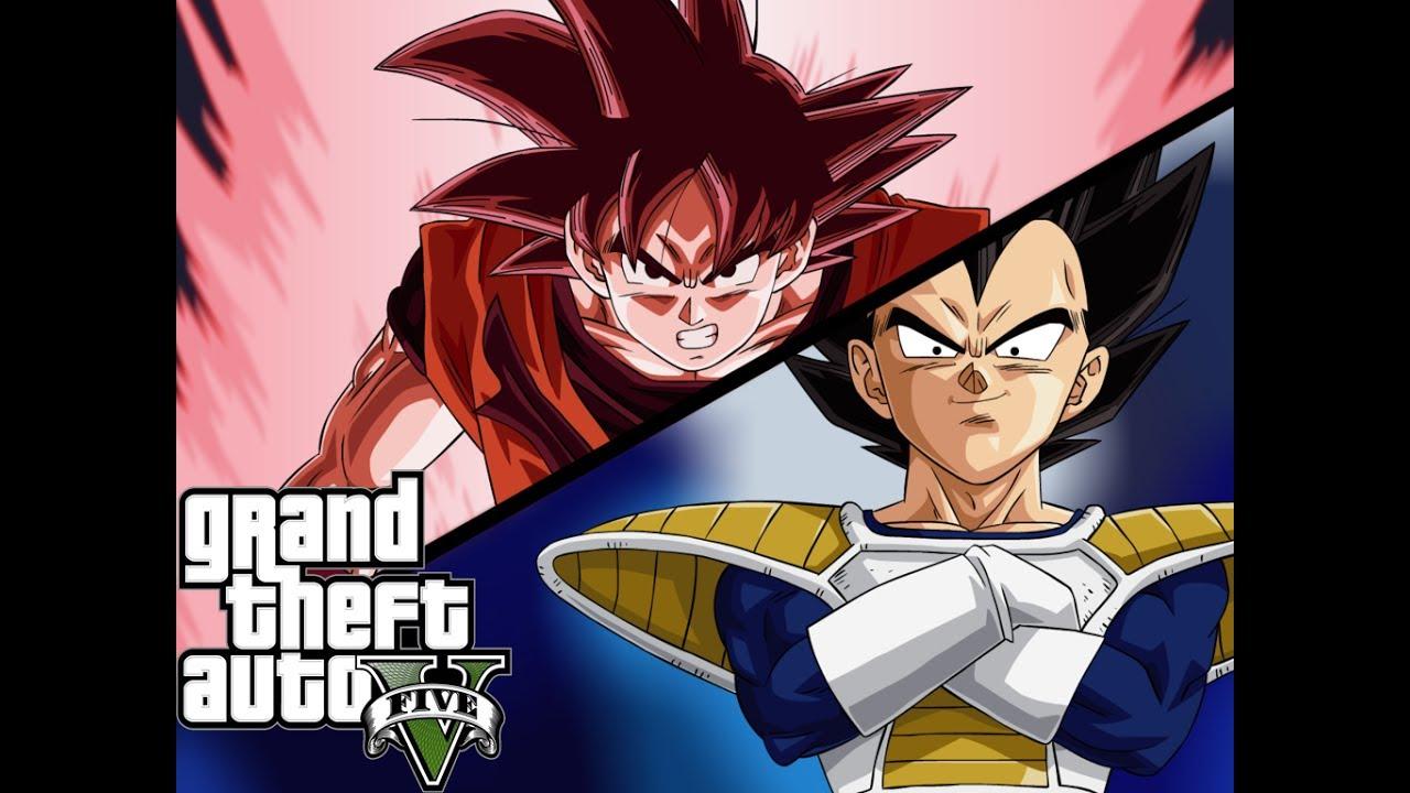 7 Viên Ngọc Rồng | Sức Mạnh Của Goku Và Vegeta Thật Là Khủng Mà !