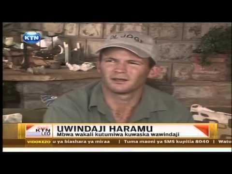 Mbwa Wakali Watumiwa Laikipia Kuwawinda Wawindaji Haramu